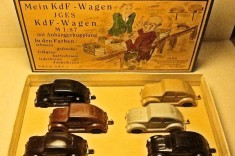 JGES MEIN KdF WAGEN VW WITH TOW BAR